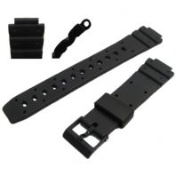 Replacement Watch Strap 14mm To Fit Casio STR1000, TGW10, W60, AE30, DGW30